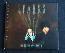Sparks - Ron Russell Mael - Two Hands One Mouth - 2 CD Live - Australian Seller
