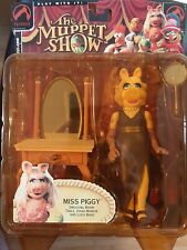 The Muppet Show 25 Years Miss Piggy Palisades Figure 2002