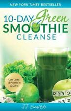 10-Day Green Smoothie Cleanse :Lose up to 15 Pounds in 10 Days! Paperback book