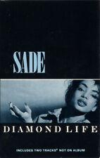 Sade – Diamond Life cassette tape 1984