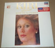 Kiri Te Kanawa KIRI - Portrait - London 417 645-1 SEALED