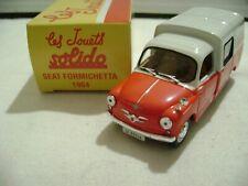 Seat formichetta 1964 solido 1/43 my ref 996