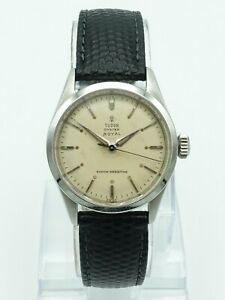 Vintage Tudor Oyster Royal Watch, Ref 7903, 1950's, 32mm, Great Condition