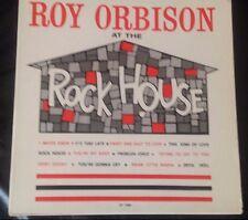 """ROY ORBISON 1ST ALBUM """"AT THE ROCK HOUSE"""" SUN LP 1260 MINT!"""