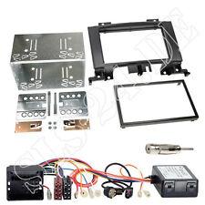MERCEDES SPRINTER W906 ab06 Doppel-DIN Radioblende+CAN-BUS Interface Einbau-SET