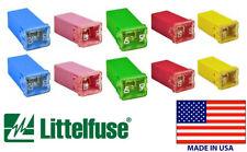 10 Piece JCAS Female JCase Cartridge Style Fuse Assortment Kit - 2 Each 20 - 60A