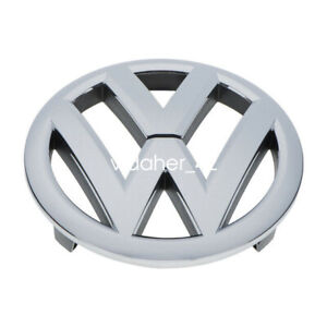 OEM NEW VW Golf GTI TSI TDI Front Hood Emblem Badge Chrome 5K0853601F ULM