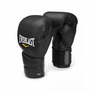 Everlast Boxing Protex 2 Level II Advanced Training Gloves - L/XL, Black
