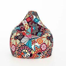 Aart Style Classic Canvas Digital Printed Bean Bag Cover Without Beans XXXL