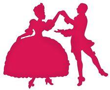 Sizzlits Dancers large die #658335 Retail $19.99 designer Brenda Walton!