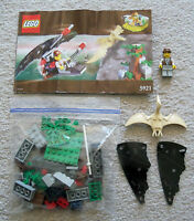 LEGO Adventurers Dino Island - Rare - 5921 Research Island - Complete w/ Inst