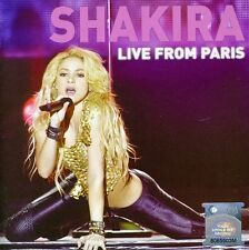 Shakira - Live from Paris: CD + DVD Edition [New CD] Holland - Import, NTSC Regi