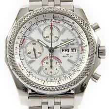 Authentic BREITLING A13362 A362A75SP Bentley GT Automatic  #260-001-895-8478