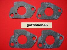 4 Honda Carburetor Gaskets GX240 GX270 GX390 Pressure Washers 16221-ZOA-800 700