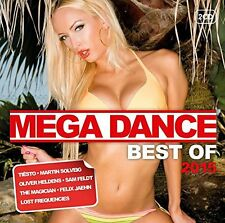 Mega Dance Best Of 2015 [CD]