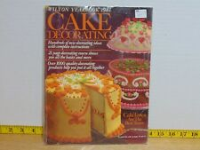 The Wilton Yearbook Of Cake Decorating 1981