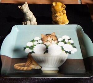 CATS-Vintage & Antique-Lowell Herrero-Duncan Signed-Bulk