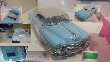 VIP #1 Franklin Mint 1953 Cadillac Eldorado Blue 0001/ 1000 1:24 scale FM Museum