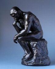 Auguste Rodin Sculpture le Penseur - -l- Parastone Édition de Musée Ro06