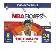 More details for nba 2020/21 hoops basketball trading cards - retailbox