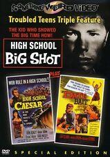 High School Big Shot/High School Caesar/Date Bait [Special (DVD Used Very Good)