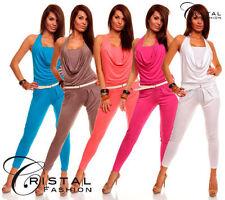 Damen-Overalls ohne Muster in Größe 40