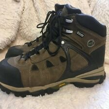 Timberland PRO Power Men's Hyperion EH Brown XL Composite toe Hiking Boots Sz 11