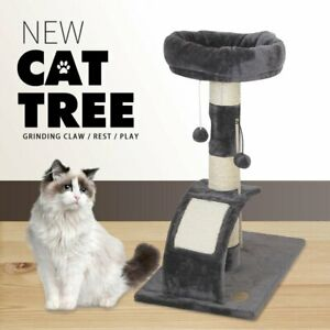 Cat Tree Scratching Post Scratching Tower Condo House Furniture Bed Stand 67CM