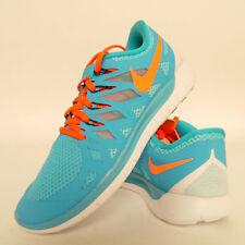 Nike Free 5.0 Blue Lagoon Size 6 New £44.99