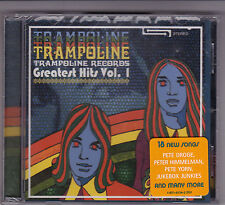 Trampoline Records Greatest Hits Vol 1 - CD (2002 Trampoline)