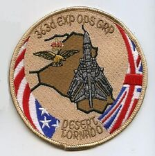 Royal Air Force 363rd Expeditionary OPS Group DESERT TORNADO Prince Sultan AB