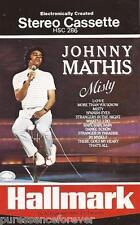 JOHNNY MATHIS - Misty (UK 12 Track Cassette Album)