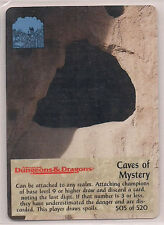 Spellfire 1996 4th Edition Ultra Rare UR Chase 505/520 Caves of Mystery NM-