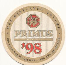 Beermat - PRIMUS '98 BEER MAT