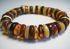 Genuine  Baltic Amber Bracelet 18 g.  !!!