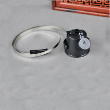 Headband 15X LED Head Lamp Light Jeweler Magnifier Magnifying Glass Loupe Hot