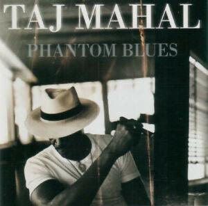 TAJ MAHAL-PHANTOM BLUES-14 TRACK CD-USA IMPORT-1996