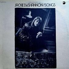 JACKIE DeSHANNON - SONGS - CAPITOL LP - GREEN LABEL