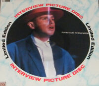 """Frankie Goes To Hollywood Limited Edition UK Interview Picture Disc 12"""" vinyl"""