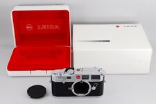 SUPREME MINT Leica M6 0.72 non TTL 35mm Rangefinder Film Camera Body from Japan