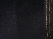 10mts Excelente Calidad 100% Algodón Terciopelo Mobiliario Confección AZUL MARINO 150cms