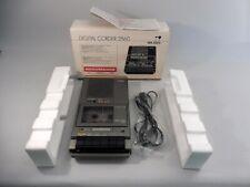Nordmende Casettenrecorder 3560 Digital Corder unbenutzt org.Verpackung