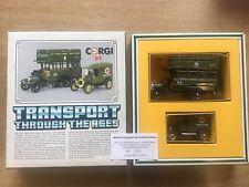 Corgi Military Transport Set Limited Edition Item Number C88 Boxed
