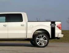 Custom Truck Bed Stripe Decal Set of (2) for Ford F-250 Super Duty Pickup