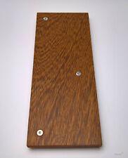 Tone Arm Board for Thorens TD 126 I / II / III Tonarm Brett, Wenge furniert