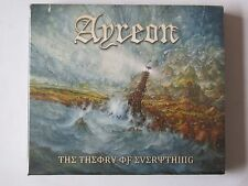 Ayreon-Theory of Everything-2CD/DVD-Digipak-3 Discs, Inside Out-power metal