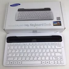 Full Size Keyboard Dock - Samsung Galaxy Tab 10.1 - Excellent Used Condition
