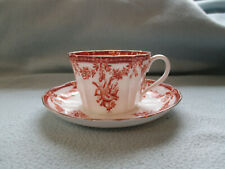 More details for 001 william alsager adderley and co cup and saucer circa 1886 to 1905 louis xvi