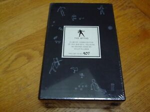 ATWOOD-WINTERSON-ARMSTRONG-PULLMAN-THE MYTHS-SIGNED x 4-LTD ED-SEALED-HB-RARE
