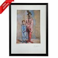 Picasso Original Print,Hand Signed with Certificate of Authenticity (COA)